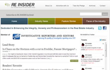 Real Estate Insider, Industry blog and advocacy